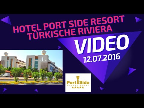 Türkei Urlaub - Port Side Resort - Evrenseki - Holiday Video