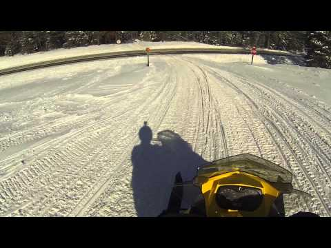 Northwoods Snowmobile Mercer Wi
