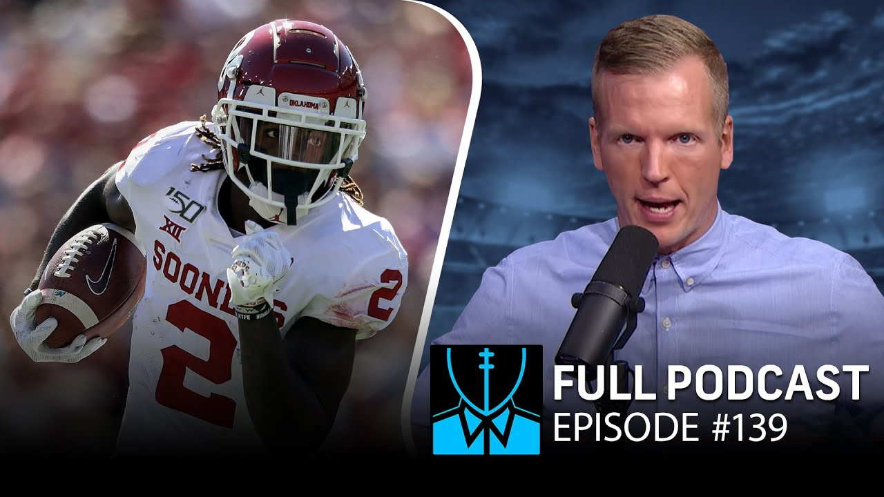 NFL Draft 2020 WR Rankings: Big name misses the cut | Chris Simms Unbuttoned (Ep. 139 FULL)