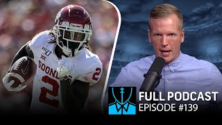 NFL Draft 2020 WR Rankings: Big name misses the cut   Chris Simms Unbuttoned (Ep. 139 FULL)