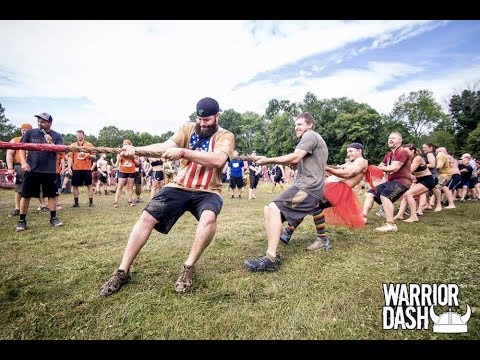Warrior Dash Ohio 2017 1080P HD