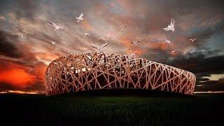 Китай творит чудеса: Стадион Птичье гнездо. Discovery. Наука и образование