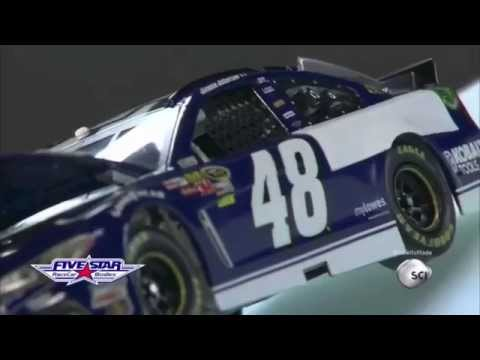 How It's Made - NASCAR Car Bodies
