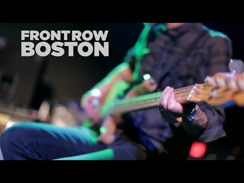 Front Row Boston | Nathaniel Rateliff - Wasting Time (Live)