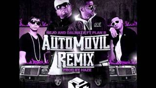 Ñejo y dalmata ft plan b - automovil ( official remix original ) link para descargar + letra