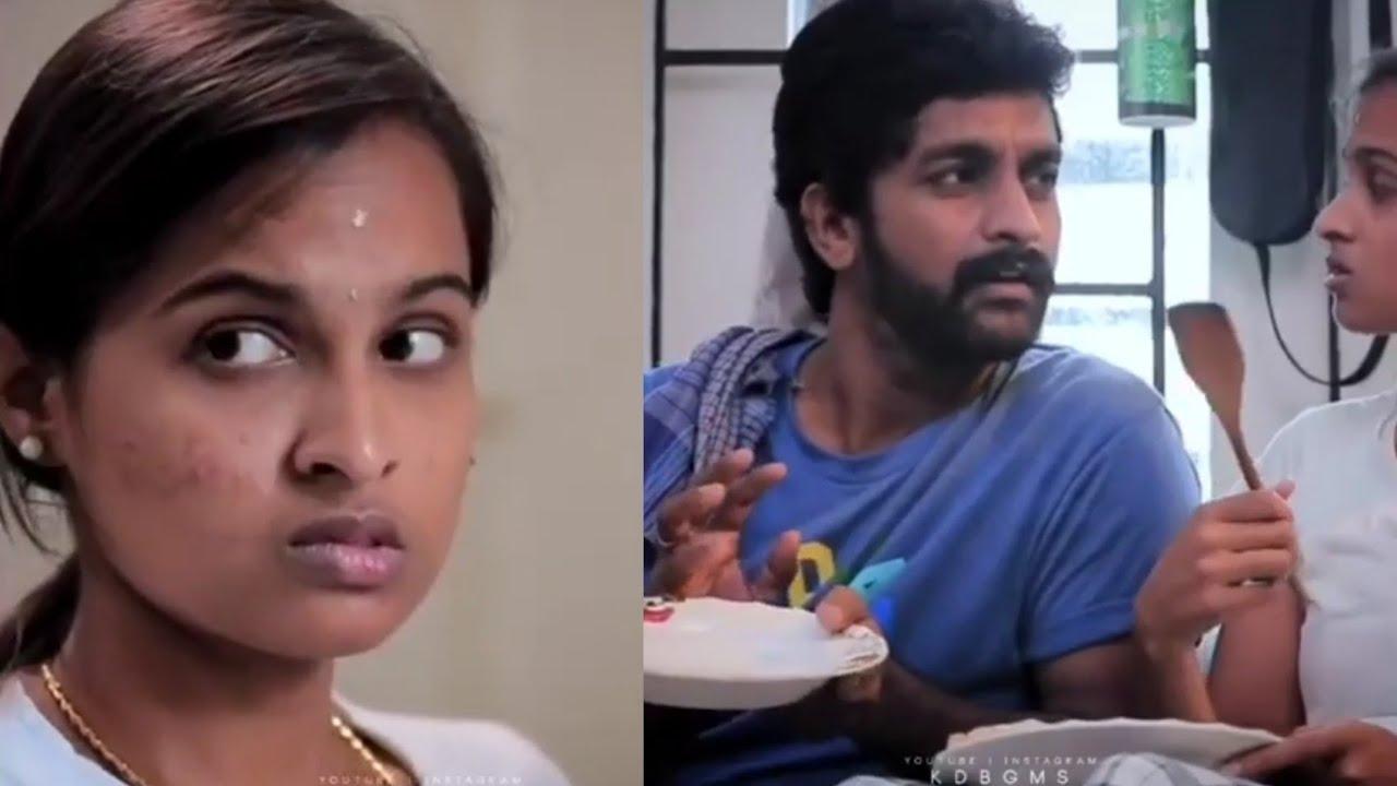 Download 😁Husband & Wife Goals😅🤗Crazy Couples😚❣ Whatsapp Status Tamil💞 Sriiii Cuts😉