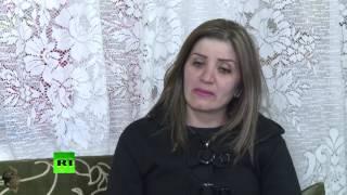 «Я полтора года не видела своих детей»: RT поговорил с побывавшими в плену у террористов сирийцами