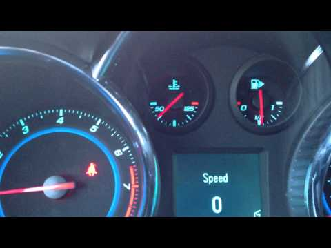 Chevy Cruze 2011, 2012 & 2013 temp issue's (Lemons)