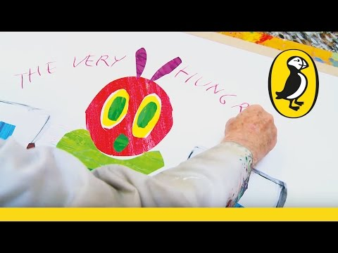 The Very Hungry Caterpillar | Eric Carle Creates 45th Anniversary Collage