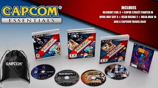 Unboxing Capcom Essentials en Español