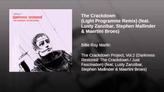 The Crackdown (Light Programme Remix) (feat. Lusty Zanzibar, Stephen Mallinder & Maertini Broes)