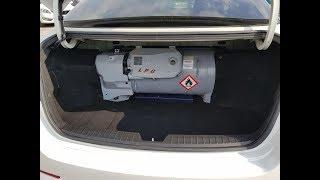 Авто на газу с завода