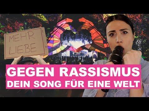 """""""Dein Song für eine Welt"""": Wie ihr ein klares Zeichen gegen Rassismus setzen könnt"""