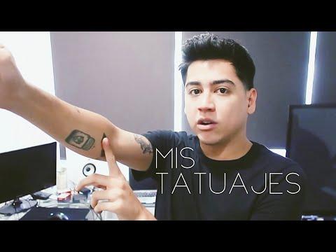 mis tatuajes :)