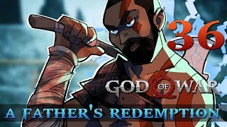 [36] A Father's Redemption (Let's Play God of War [2018] w/ GaLm)