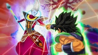 Whis' Next Student, Broly