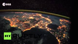 ISS: Space timelapse takes you on a journey from Canary Islands to Italy