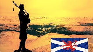 SCOTLAND IN WINTER~Highland Cathedral~Outlawed Tunes.