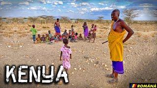 🇰🇪03 |  Beau SÂNGE cu LAPTE! (Samburu & Buffalo Springs, Kenya vlog)