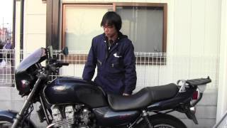 キャブ車のオートバイのエンジンのかけ方について