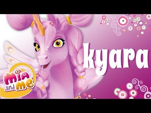 Mia and me - Mi presento: sono Kyara!