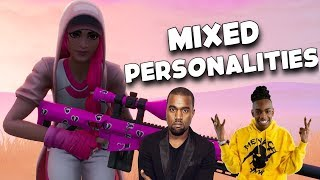 """Fortnite Montage - """"MIXED PERSONALITIES"""" (YNW Melly & Kanye West)"""