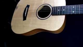 baby taylor bt1 acoustic guitar review