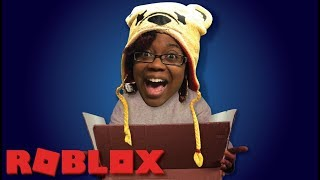 I MADE A NEW FRIEND | ROBLOX UNBOXING SIMULATOR GAMEPLAY