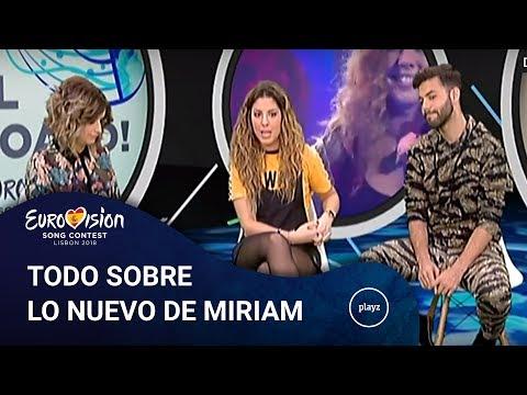 OTVisión con Amaia, Alfred, Miriam, Agoney, Ricky, Roi y Percebes y Grelos | Eurovisión 2018