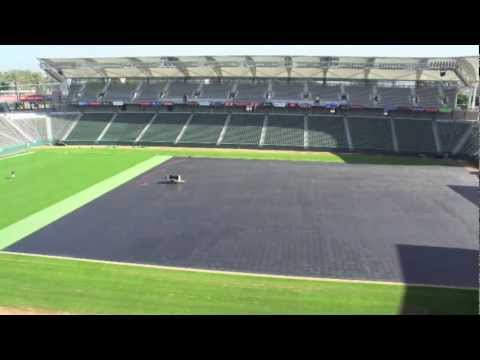 The Home Depot Center Time Lapse