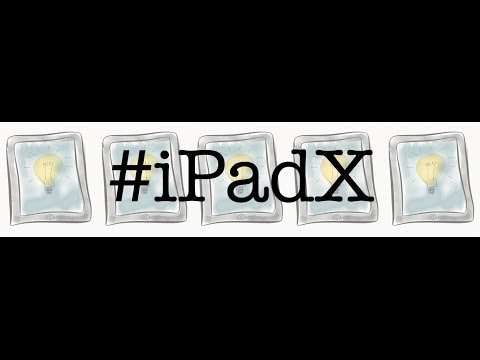 iPad Exchange #3 - Teachers share their projects