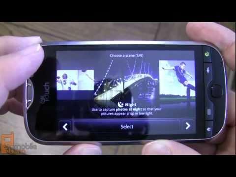 T-Mobile myTouch 4G Slide video tour - part 2 of 2