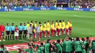 Baixar Capela do Hino Nacional Brasileiro - Sérvia x Brasil 27/06/18   Copa Rússia 2018
