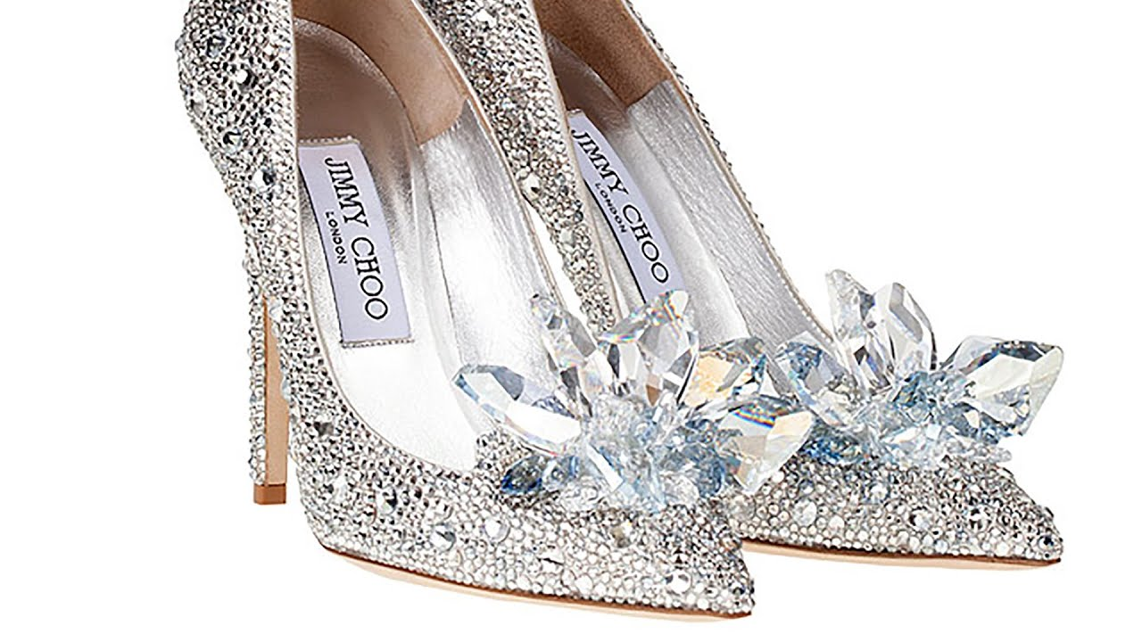 Get Your Own Cinderella Glass Shoes