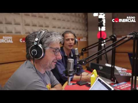 Rádio Comercial - Ricardo Araújo Pereira lança o cyber amigging