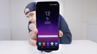 OLHA QUEM JÁ CHEGOU !!! Galaxy S8 Plus