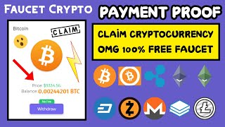 Highest Paying Bitcoin Earning Site Zero Investment - Simple Click and Claim Free Bitcoins