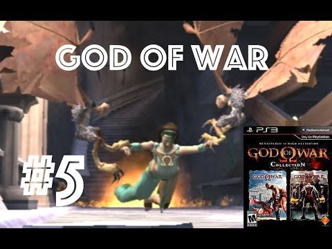 God of War - Playthrough with Commentary | Rooftops of Athens Ep. 5