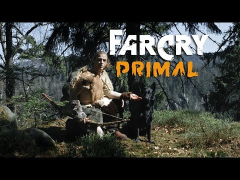 Far Cry Primal in real live