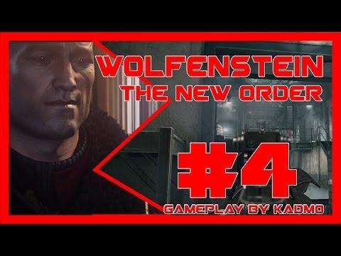 Wolfenstein The New Order | Gameplay | Español | #4