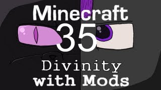 Minecraft: Divinity with Mods(35): Showin