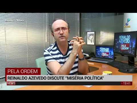 Reinaldo Azevedo Sobre Decisão Do STF Contra HC De Palocci: