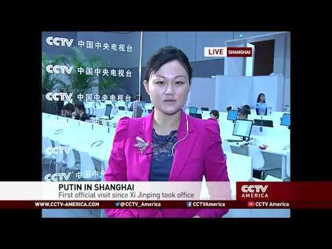 Putin to Visit China for CICA Summit