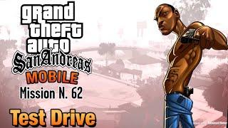 GTA San Andreas-Mission #62-Test Drive (HD)