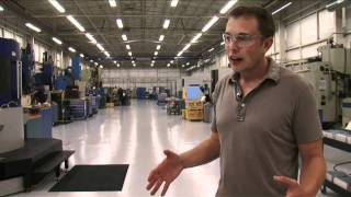Elon's SpaceX Tour - Engines