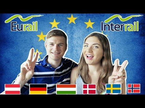EURAIL TRAVEL 2017! HUNGARY, GERMANY AND SCANDINAVIA! Interrail travel tips