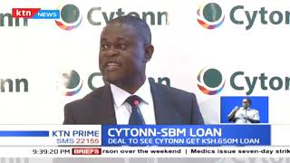 Cytonn Investment signs deal with SBM banks for property development