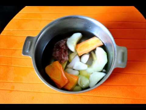 рецепт супов для детей до года видео