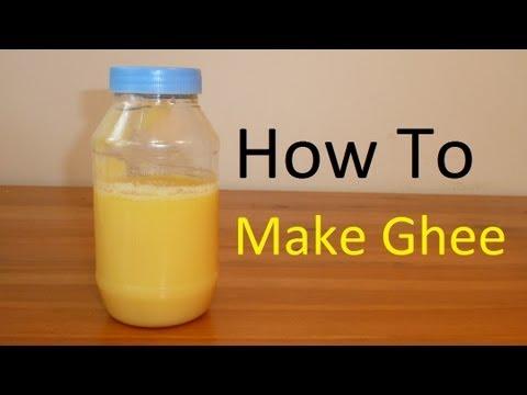 Ethiopian Spiced Butter Recipe - Niter Kibbeh Qibe Kibe... | Doovi