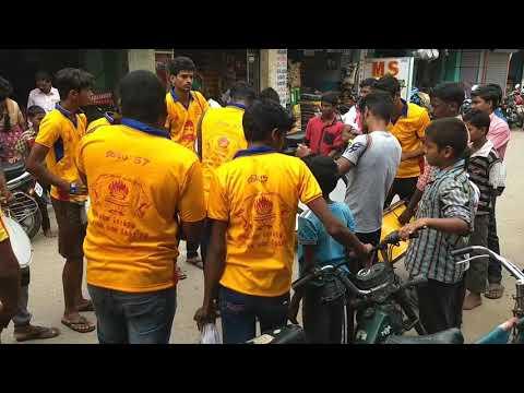 Gudiyatham gopalapuram  gangai Amman paalkudaum  festival ( 14 /07/2017)